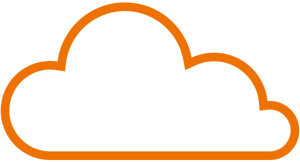 PI cloud icon
